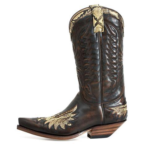 sendra boots shop boots sendra boots 7106 cuervo natur antic jacinto