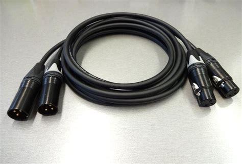 Kabel Mogami Mogami No Compromise Xlr Kabel