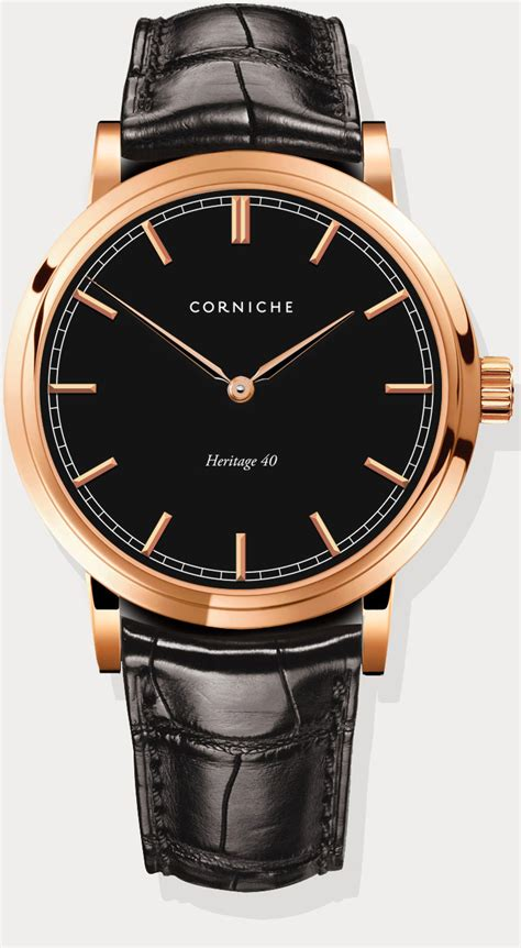 corniche watches price corniche watches introducing the heritage 40