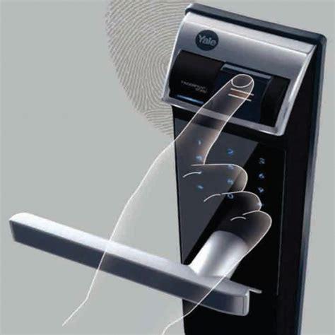 Kunci Digital Yale Ydd 324 jual kunci digital door lock yale ydm 4109 kamar mandiku