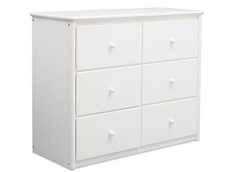 Delta 6 Drawer Dresser White by Delta Children Somerset 6 Drawer Dresser White Delta
