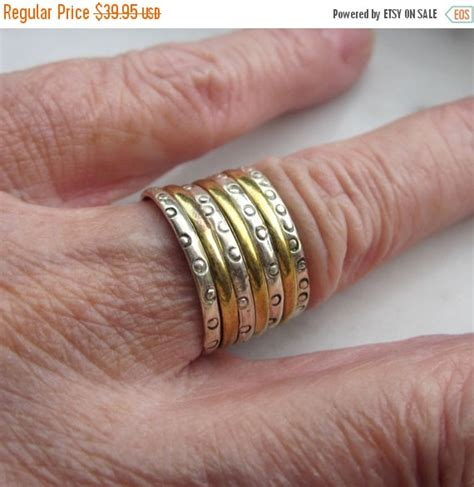 sterling spinner ring 925 promise ring copper ring 925 silver