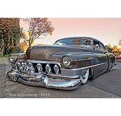 Lead Sled  Early 50s Cadillac My Dream Car Between