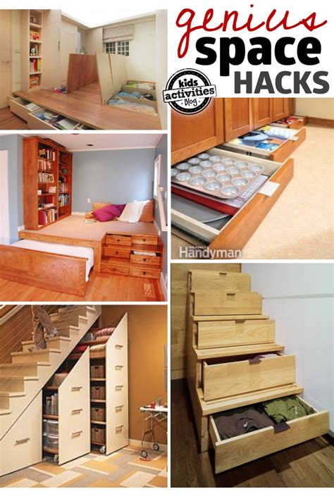 cheap organization ideas for small spaces 27 genius small space organization ideas