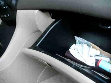 2008 impala door lock teardown glovebox avi