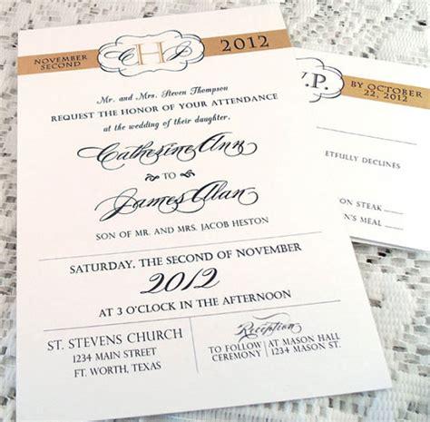 designmantic wedding invitations how to design a wedding monogram designmantic the