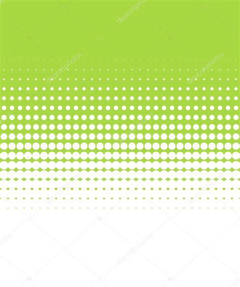 imagenes en blanco y verde blanco verde de puntos de degradado foto de stock