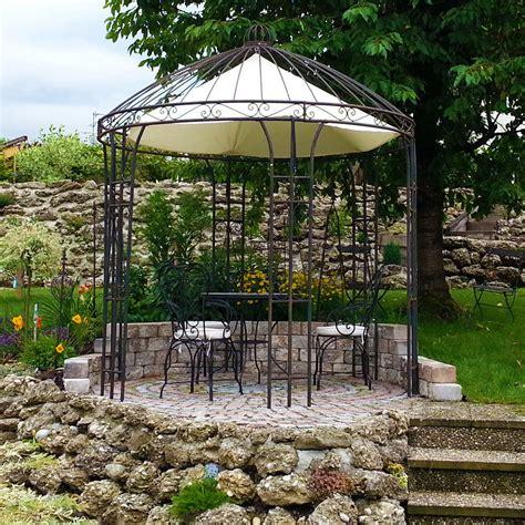 gartenpavillon eisen eisenpavillon gartenpavillon rosenpavillon metallpavillon