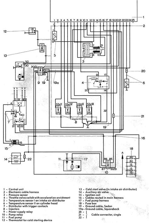 28 vw beetle fuel injection wiring diagram