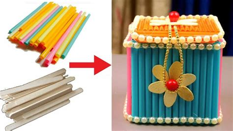 jewellery box  home  waste material