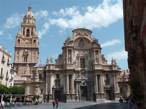 imagenes antiguas de murcia la catedral de murcia foto erasmus murcia