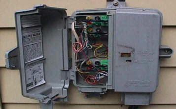 att telephone box wiring diagram att free engine image for user manual