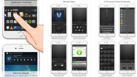 remote mouse turn iphoneipad and android into wireless 5 best iphone mouse apps to turn your phone into a pc mouse