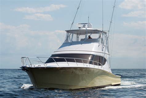 convertible fishing boat brands 2013 used hatteras gt54 convertible fishing boat for sale
