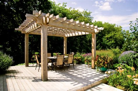 Ideas For Small Kitchen Islands exquisite pergola landscaping ideas also wooden deck and