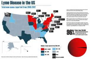 us map lyme disease lyme disease on the rise in virginia mosquito squad of