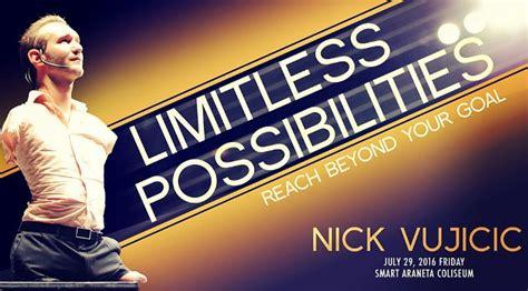 nick vujicic biography tagalog nick vujicic returns to manila in july health and family