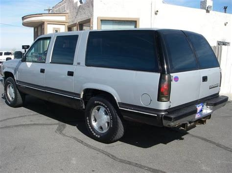 how to sell used cars 1993 chevrolet suburban 2500 on board diagnostic system 1993 chevrolet suburban information and photos momentcar