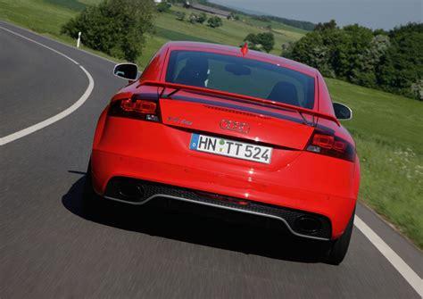 Audi Tt Erfahrungen by K 220 S 183 News 183 Erste Erfahrungen Audi Tt Rs