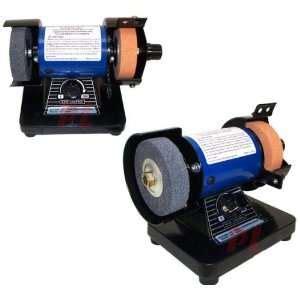 pro tech bench grinder working electric pro tech 6 bench grinder adjustable l model 8103