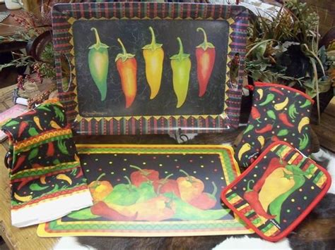 decorative chili pepper kitchen decor office and bedroom