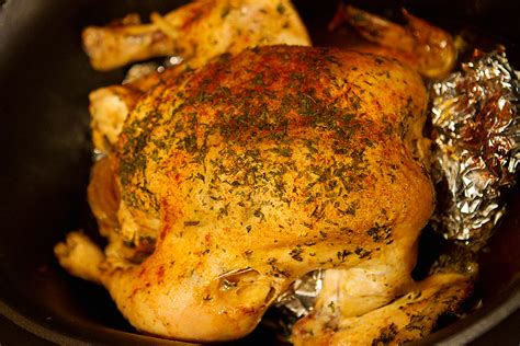 roasted whole chicken prepahead and dine in slow cooker whole quot roasted quot chicken