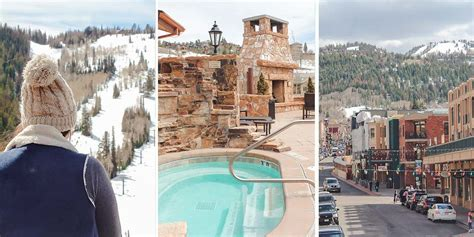 Places To Go On Your Birthday In Utah by Weekend Getaway Guide To Park City Utah Things To Do In