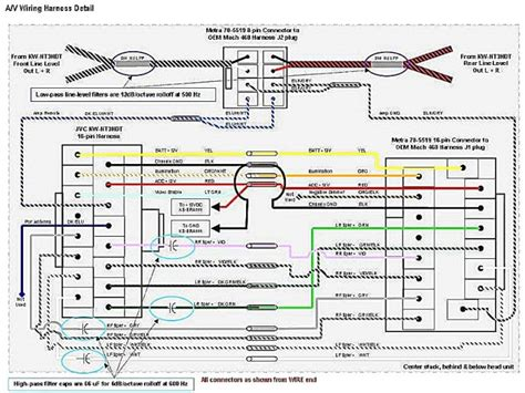 wiring diagram for a jvc car stereo wiring diagram with