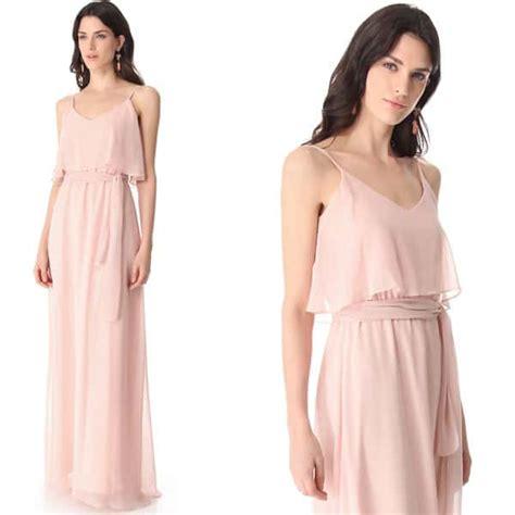 Longdress Alissa alyssa in pink couture starflower medallion