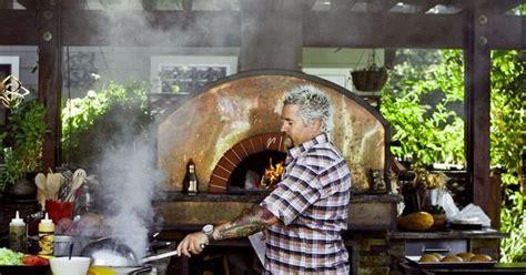 Fieri Backyard Kitchen Pictures by Fieri Favorite Places Spaces