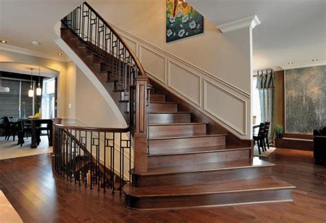 trendy home with super unique staircase this year s best staircase trends direct stair parts