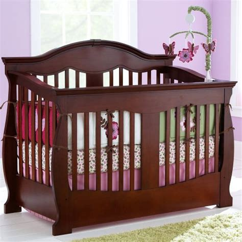 Cheap Convertible Crib Cribs Discount Savanna Grayson Convertible Crib 2nd Edition Cherry Cherry