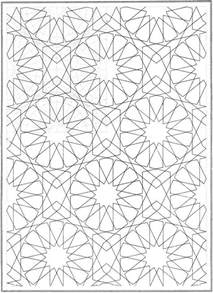 coloring pages for adults geometric free coloring pages of 3d shapes free