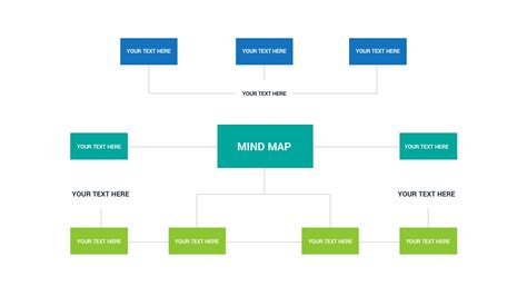 free mind map powerpoint template ppt presentation theme