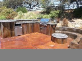 Inexpensive Kitchen Rugs Outdoor Kitchens And Firepits Rustic Other Metro By