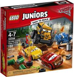 lego junior cars 3 official pictures brick