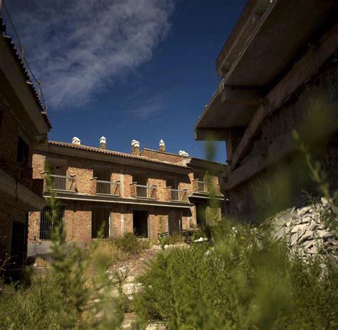 immobilien banken krise in spanien banken verramschen immobilien an