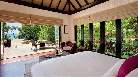 The 2 Bedroom Family Villa by Maldives Family Villa With Pool Luxury Family Villas