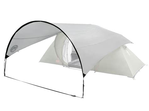 coleman classic awning tent canopies tarps tents