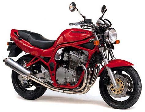 Suzuki Gsf 600 Gsf 1200 Bandit 1995 2001 Service Repair