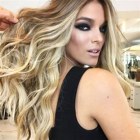 types of blondehighlights 45 blonde highlights ideas for all hair types and colors