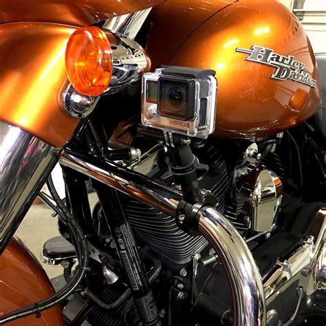 Gopro Motorrad by Best Gopro Motorcycle Mount Biker Gripper Metric Harley