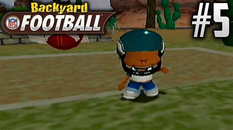 backyard football gamecube backyard football gamecube season mode ep5