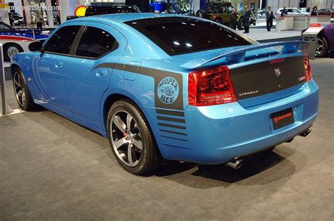 dodge charger srt8 bee specs auction results and data for 2007 dodge charger srt8
