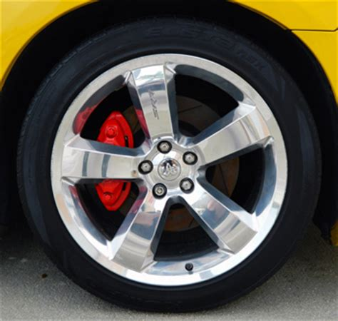 Pinnacle Clear Coat Safe Wheel Cleaner Cleans Tires And