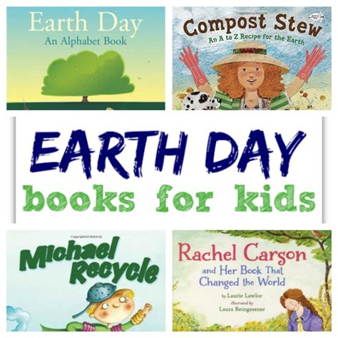 pictures of books for top 13 earth day books for