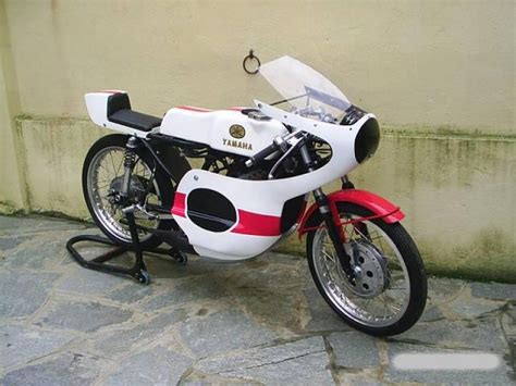 Töff Yamaha yamaha 125 ta 1971