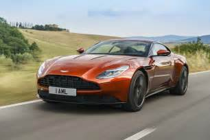 Aston Martin Automobiles 2017 Aston Martin Db11 Reviews And Rating Motor Trend