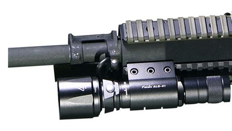 Fenix alg 01 tactical flashlight ring is designed to attach your fenix