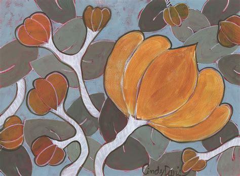 butternut squash original painting davis